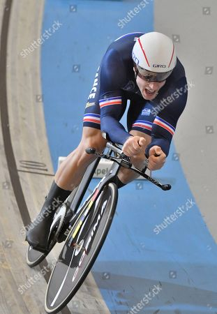 Editorial photo of European Track Cycling Championships, Apeldoorn, The Netherlands - 20 Oct 2019