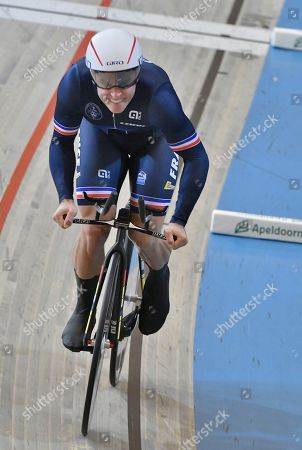 Editorial picture of European Track Cycling Championships, Apeldoorn, The Netherlands - 20 Oct 2019