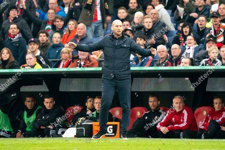 Jaap Stam, coach (Feyenoord)