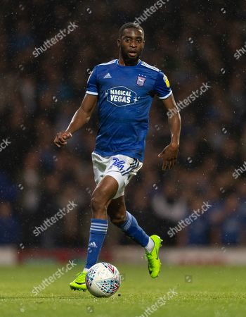 Editorial picture of Ipswich Town v Rotherham United, EFL Sky Bet League One, Football, Portman Road, UK - 23 Oct 2019