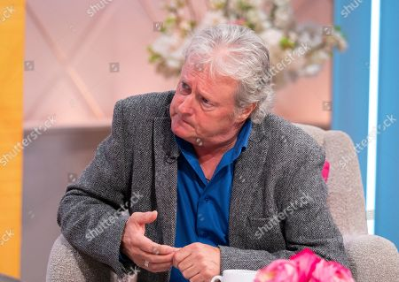 Stock Image of Charlie Lawson