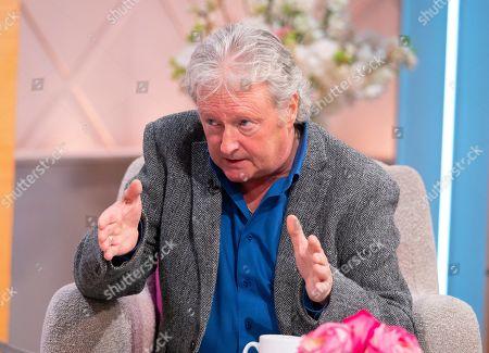 Editorial photo of 'Lorraine' TV show, London, UK - 22 Oct 2019