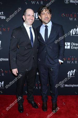David Trachtenberg, Alfonso Gomez-Rejon
