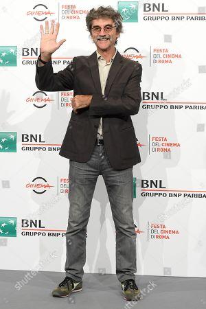 Stock Picture of Silvio Soldini
