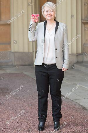 Editorial photo of Investitures at Buckingham Palace, London, UK - 22 Oct 2019
