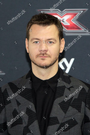 Editorial picture of X Factor Live presentation, Monza, Italy - 22 Oct 2019
