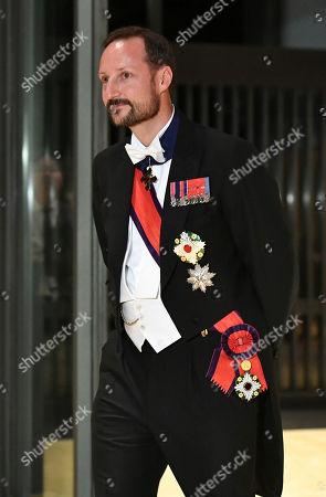 Stock Photo of Crown Prince Haakon