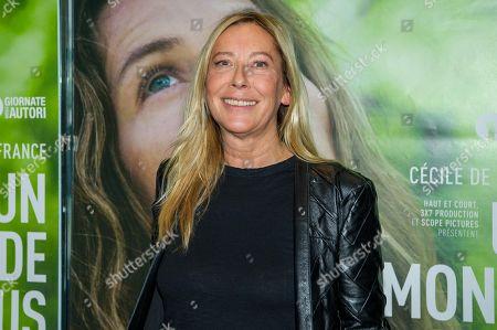 Editorial photo of 'Un Monde Plus Grand' film photocall, Paris, France - 21 Oct 2019