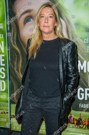 Stock Photo of Fabienne Berthaud