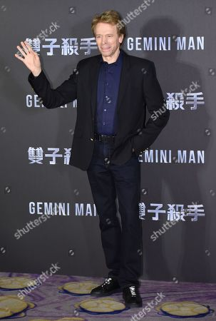 Editorial photo of 'Gemini Man' press conference, Taipei, Taiwan - 21 Oct 2019