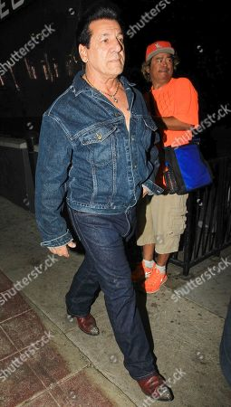 Editorial picture of Chuck Zito out and about, Los Angeles, USA - 21 Oct 2019
