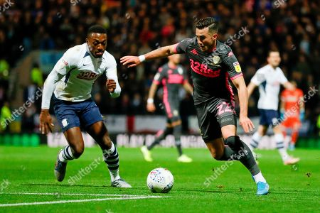 Editorial picture of Preston North End v Leeds United, EFL Sky Bet Championship - 22 Oct 2019