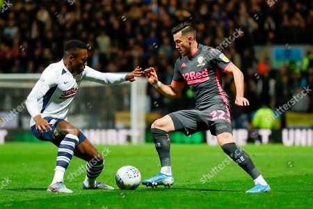 Editorial image of Preston North End v Leeds United, EFL Sky Bet Championship - 22 Oct 2019