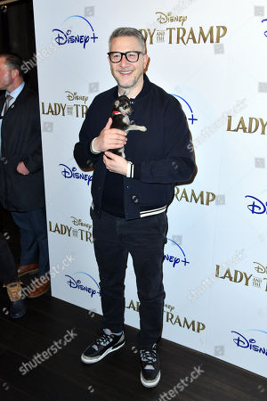 Editorial photo of 'Lady and the Tramp' film premiere, Arrivals, New York, USA - 22 Oct 2019