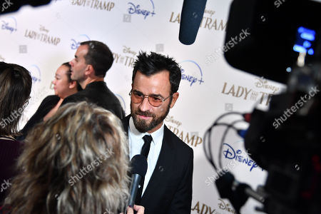 Stock Image of Justin Theroux