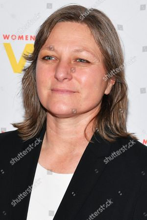 Stock Image of Cindy Holland