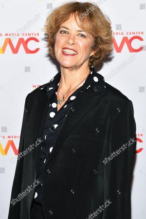 Editorial image of Women's Media Awards, Arrivals, The Mandarin Oriental Hotel, New York, USA - 22 Oct 2019