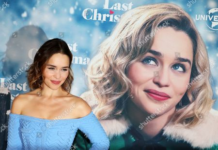 Last Christmas Film.Last Christmas Film Photocall Berlin Stock Photos Exclusive