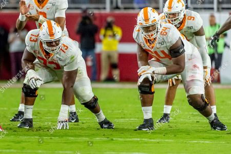 Editorial picture of Tennessee Alabama Football, Tuscaloosa, USA - 19 Oct 2019