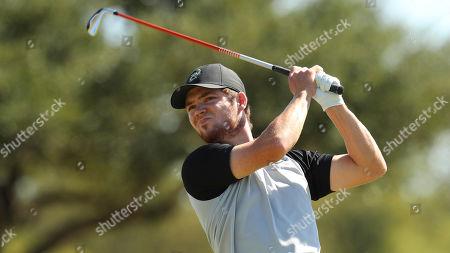 Editorial image of Charlotte Golf, Dallas, USA - 21 Oct 2019