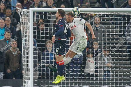 Editorial picture of Tottenham Hotspur v Red Star Belgrade, Champions League - 22 Oct 2019