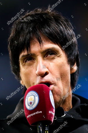 Former Guitarist of The Smiths Johnny Marr