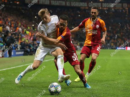 Editorial photo of Soccer Champions League, Istanbul, Turkey - 22 Oct 2019
