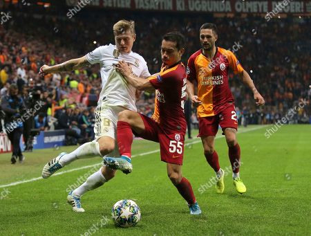 Editorial picture of Soccer Champions League, Istanbul, Turkey - 22 Oct 2019