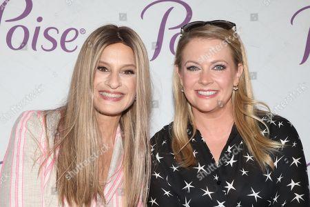 Denise Albert and Melissa Joan Hart