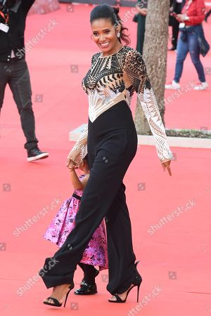 Editorial image of 'The Fanatic' film premiere, Arrivals, Rome Film Festival, Italy - 22 Oct 2019