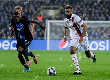 Editorial photo of Brugge FC  vs  Paris Saint-Germain, Belgium - 22 Oct 2019