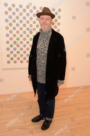 Stock Image of Glenn Brown
