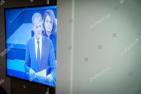 Stock Photo of Donald Tusk
