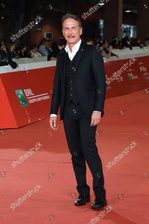 Editorial picture of 'Judy' film premiere, Arrivals, Rome Film Festival, Italy - 22 Oct 2019