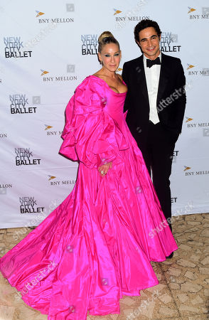 Editorial picture of New York Ballet Fall Fashion Gala, USA - 26 Sep 2019
