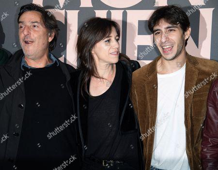 Editorial image of 'My Stupid Dog' film premiere, Paris, France - 22 Oct 2019