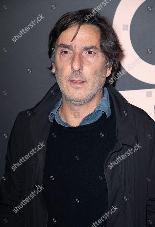Yvan Attal attends premiere at UGC Normandie