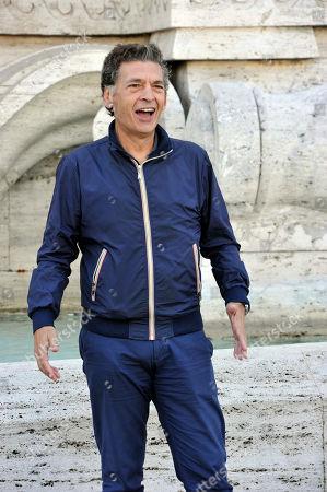 Editorial photo of 'Tuttapposto' film photocall, Rome, Italy - 27 Sep 2019