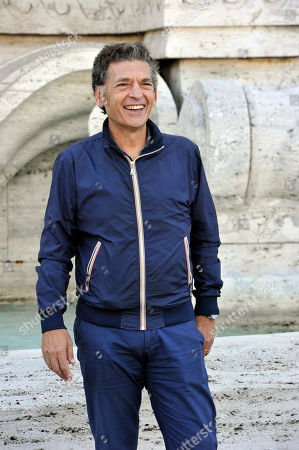 Editorial image of 'Tuttapposto' film photocall, Rome, Italy - 27 Sep 2019