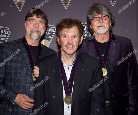 Alabama - Teddy Gentry, Jeff Cook and Randy Owen