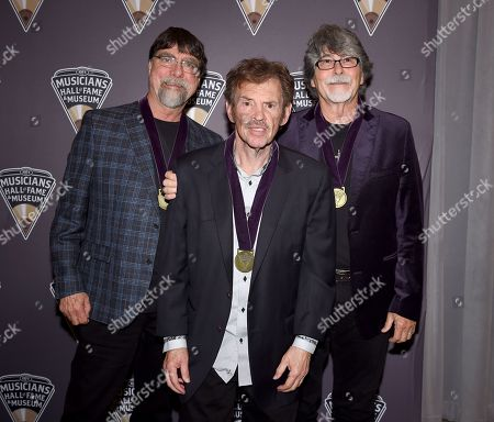 Stock Photo of Alabama - Teddy Gentry, Jeff Cook and Randy Owen