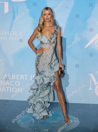 Stock Picture of Frida Aasen