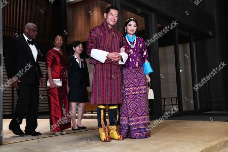 King Jigme Khesar Namgyel Wangchuck and Majesty Queen Jetsun Pema Wangchuck