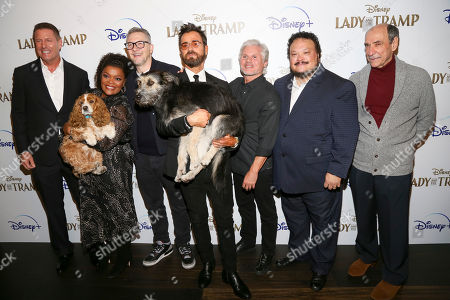 """Editorial photo of NY Special Screening of """"Lady and the Tramp"""", New York, USA - 22 Oct 2019"""