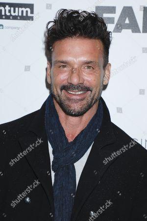 Stock Photo of Frank Grillo