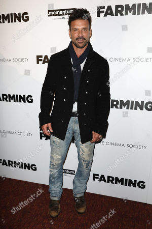 """Editorial photo of The Cinema Society Presents a Special Screening of """"FARMING"""", New York, USA - 22 Oct 2019"""