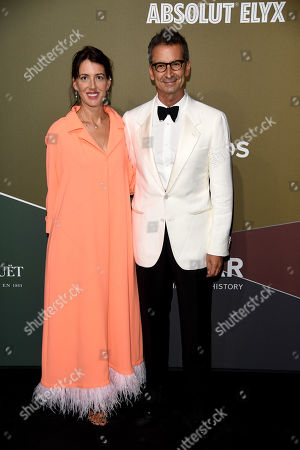 Kerry Olsen and Federico Marchetti