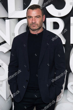 Liev Schreiber attends the Nordstrom NYC Flagship store opening party, in New York
