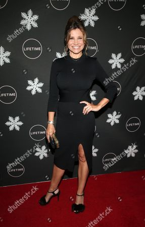 Editorial image of 'It's a Wonderful Lifetime' Season Celebration, Arrivals at STK, Los Angeles, USA - 22 Oct 2019