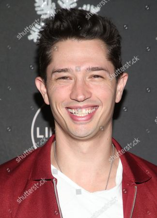 Editorial picture of 'It's a Wonderful Lifetime' Season Celebration, Arrivals at STK, Los Angeles, USA - 22 Oct 2019